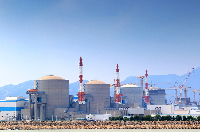 Nuclear fuel loading commenced at the 4th power unit of Tianwan NPP